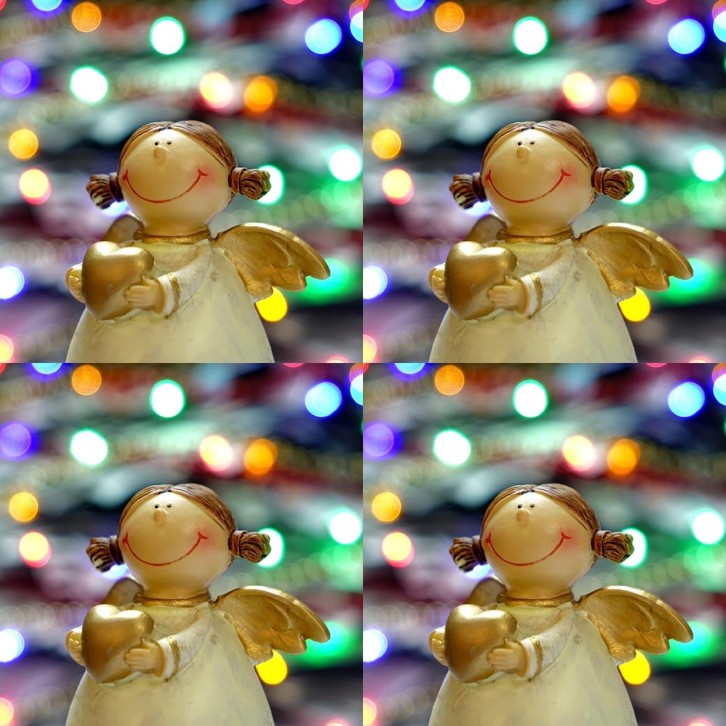Four Christmas Angel Rating